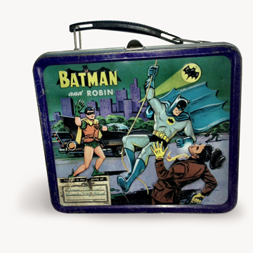 BatmanLunchPail
