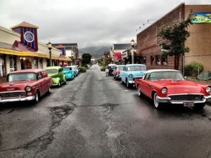 Seaside Oregon Car Show September Have Blog Will Scribble - Seaside oregon car show